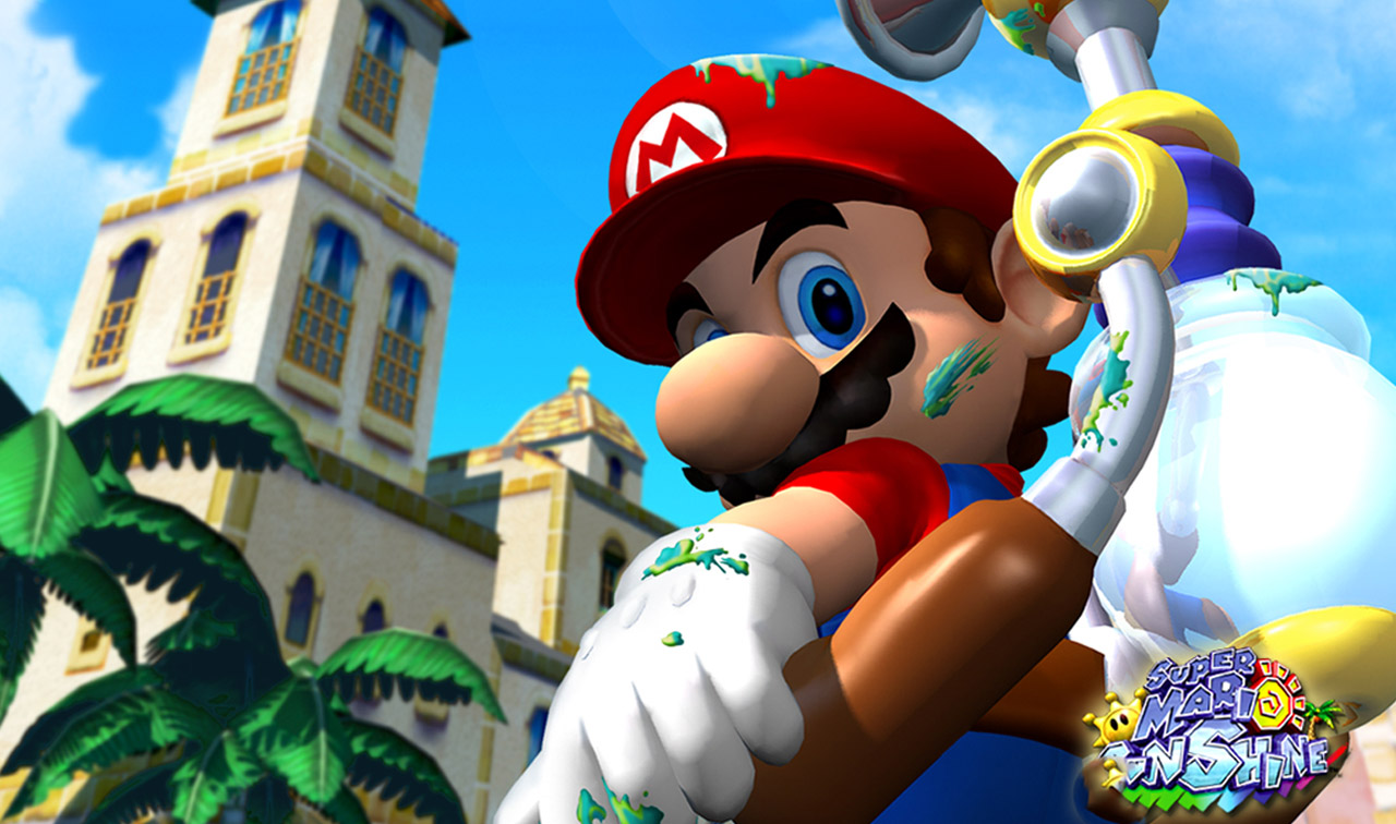 Photo of Super Mario Sunshine – Review