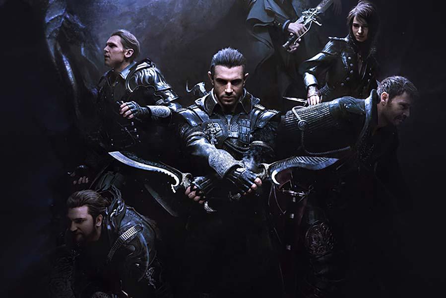 Photo of NVIDIA apresenta Kingsglaive: Final Fantasy XV rodando em sua nova GPU