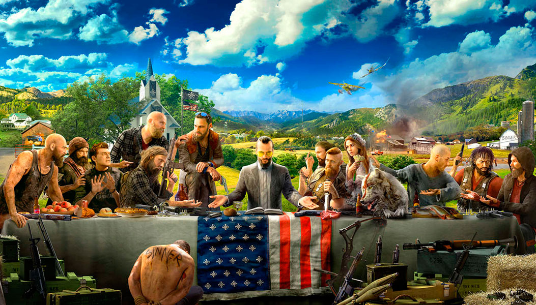 Photo of E3 2017: Ubisoft – Far Cry 5