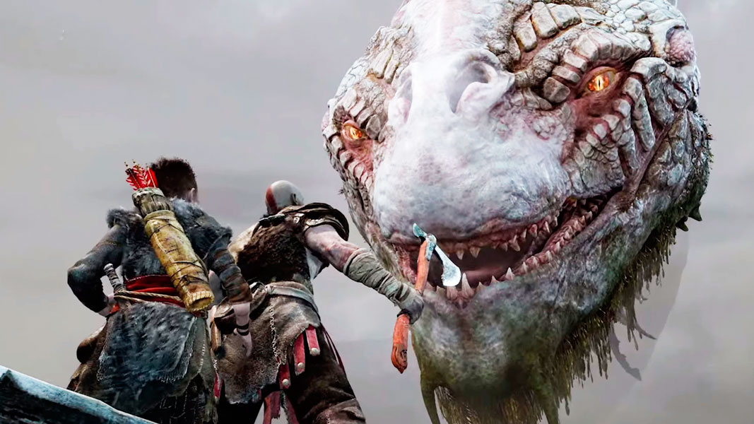 Foto de E3 2017: Sony – God of War