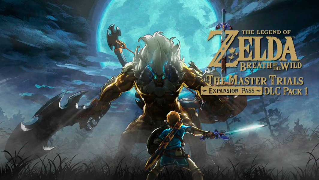 Foto de E3 2017: Nintendo – Zelda Breath Of The Wild DLC The Master Trials