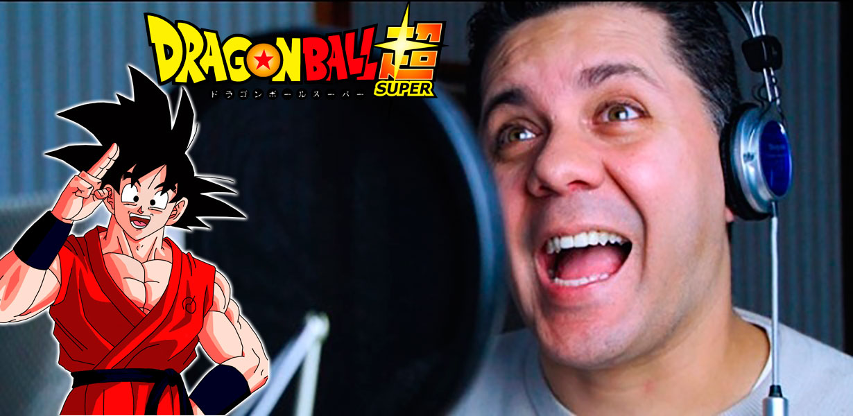 Photo of Dragon Ball Super dublado no Brasil com Wendel Bezerra!