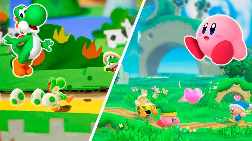 Foto de E3 2017: Nintendo – Yoshi e Kirby