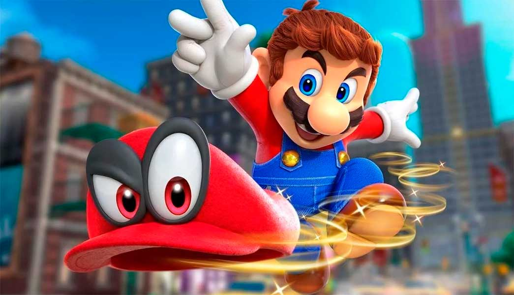 Photo of E3 2017: Nintendo – Super Mario Odyssey
