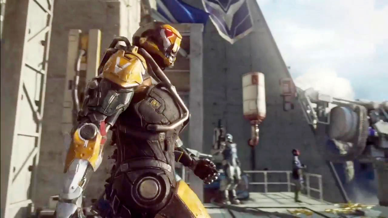 Photo of E3 2017: Microsoft – Anthem