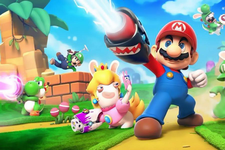 Photo of E3 2017: Ubisoft anuncia oficialmente Mario and Rabbids Kingdom Battle