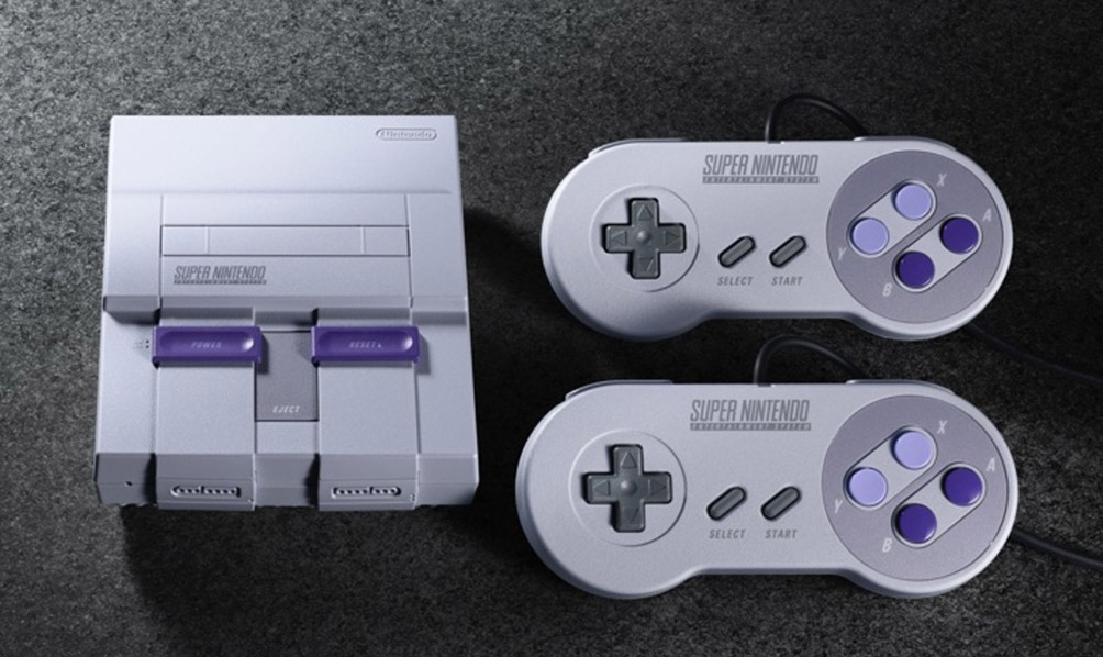 Photo of Nintendo Classic Mini Super Nintendo oficialmente anunciado