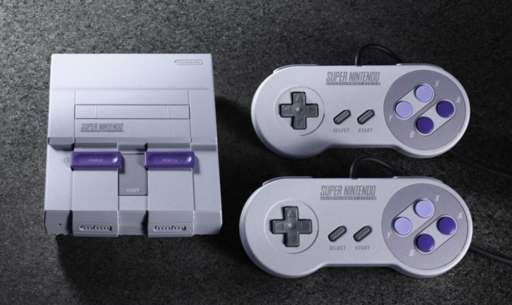 Foto de Nintendo Classic Mini Super Nintendo oficialmente anunciado