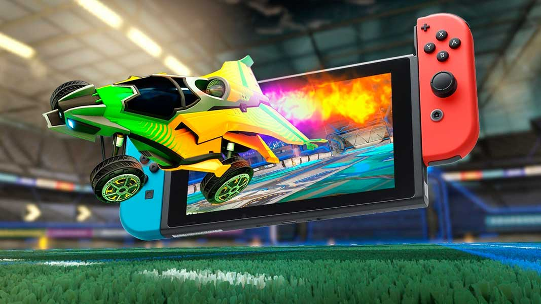 Photo of E3 2017: Nintendo – Rocket League