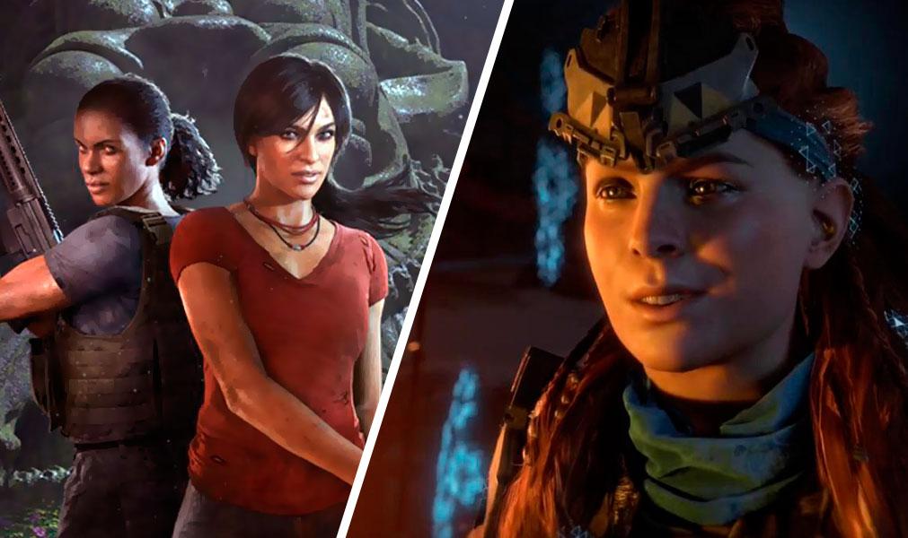 Foto de E3 2017: Sony – Uncharted The Lost Legacy e Horizon Zero Dawn Frozen Wilds