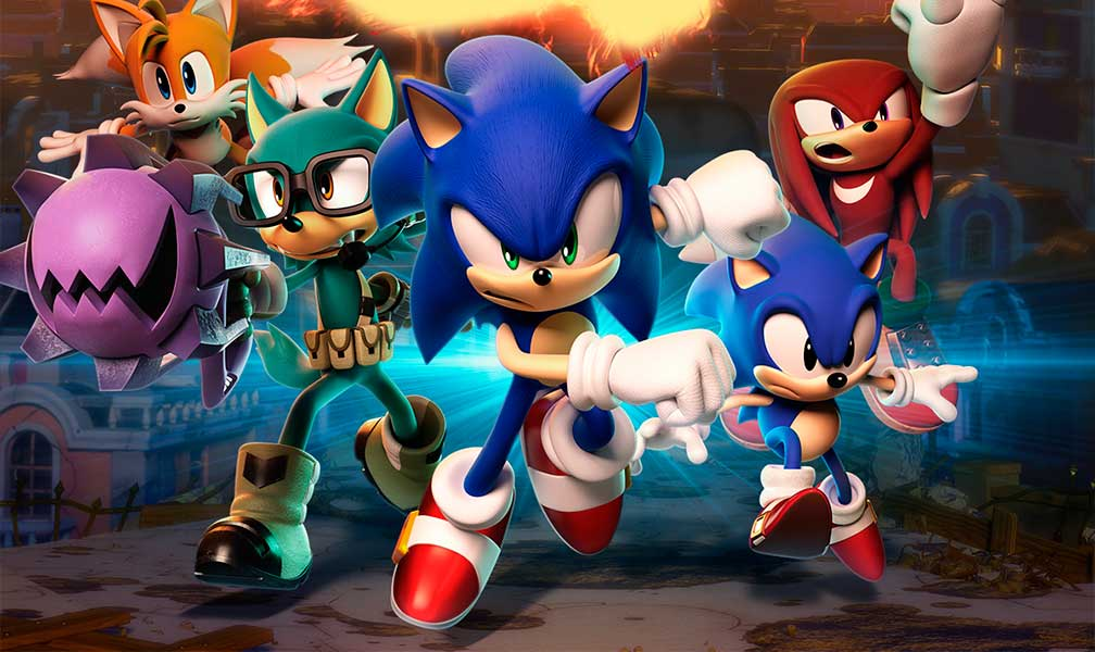 Photo of E3 2017: Nintendo – Sonic Forces