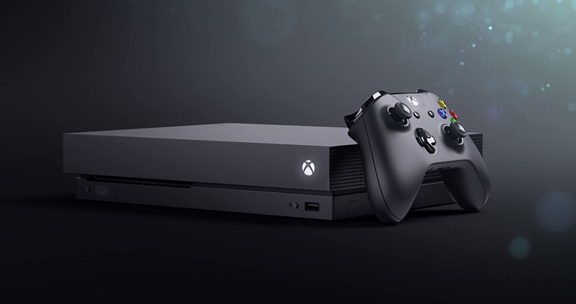 Photo of E3 2017: Microsoft anuncia oficialmente o novo XBOX ONE X