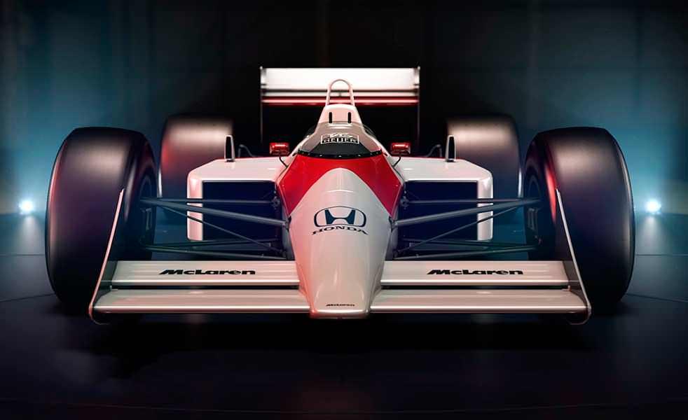 Photo of F1 2017 traz modelos históricos da McLaren