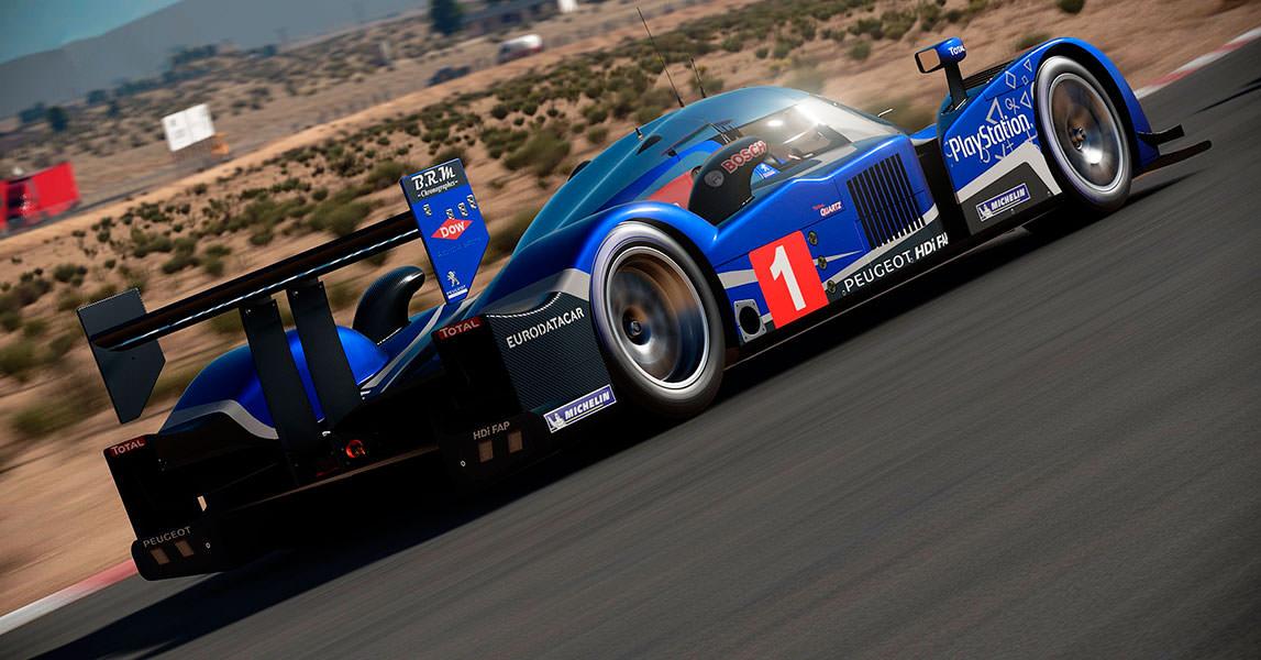 Photo of Gran Turismo Sport chega em Outubro