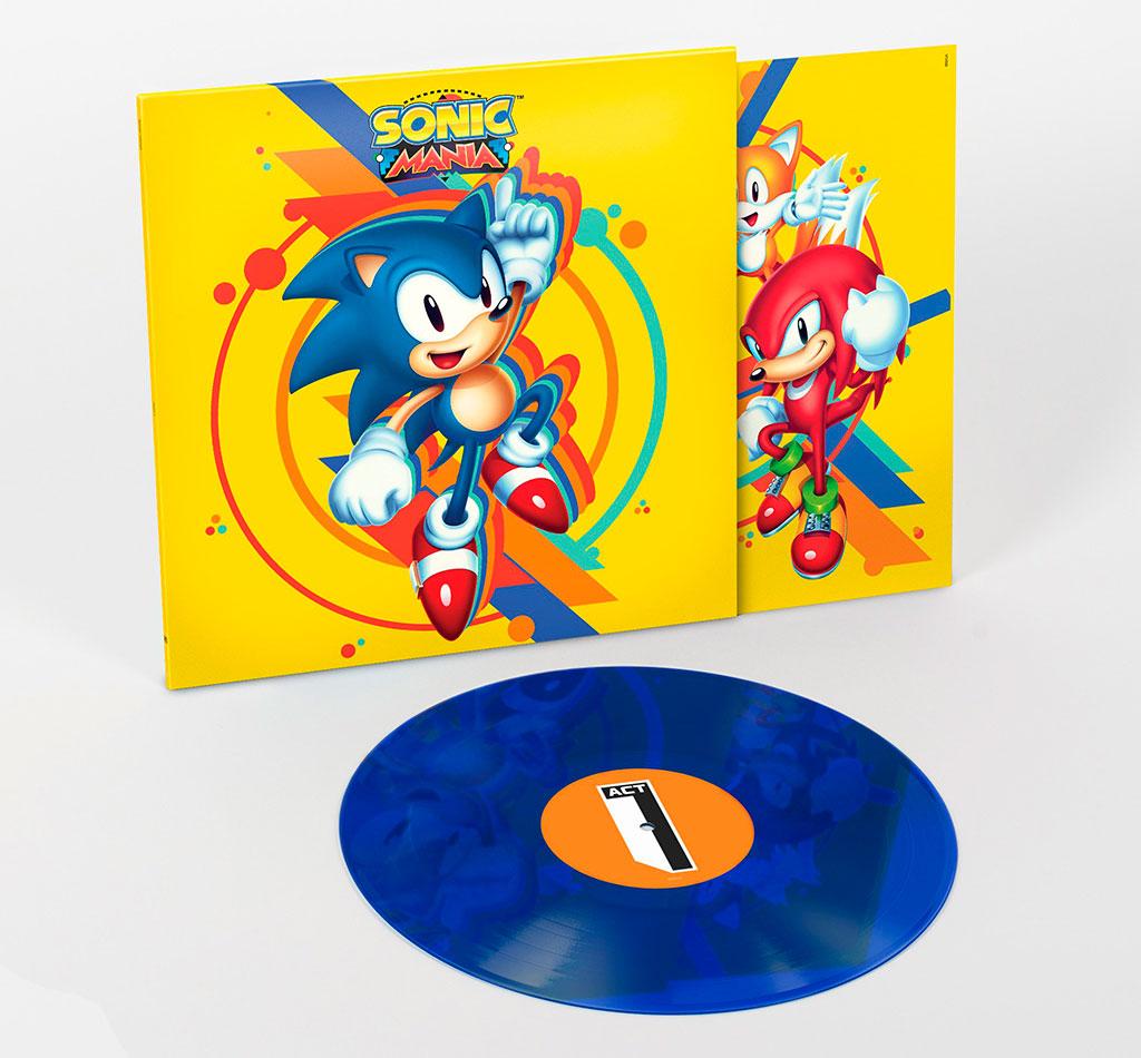Vinil Sonic Mania