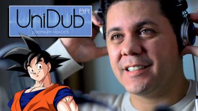 Photo of Wendel Bezerra nos apresenta toda equipe de dublagem de Dragon Ball Super