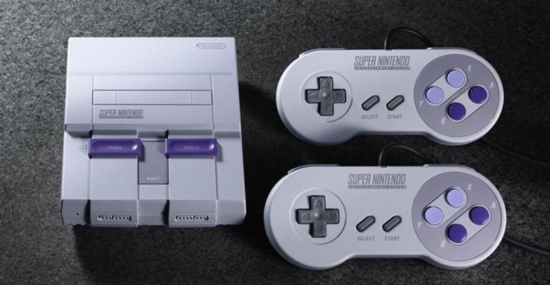 Foto de Super Nintendo Classic Edition já está entre nós!