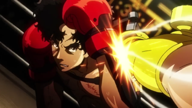 Photo of Anime original de boxe inspirado em mangá clássico ganha trailer – Megalo Box