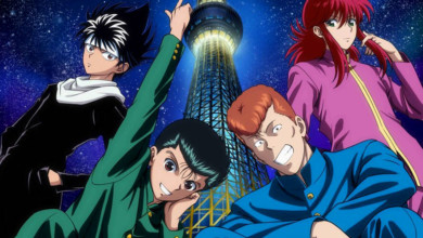 Photo of Nova imagem, datas e conteúdos do novo Box Bluray de Yu Yu Hakusho