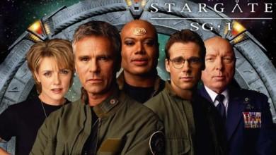 Photo of Stargate SG-1